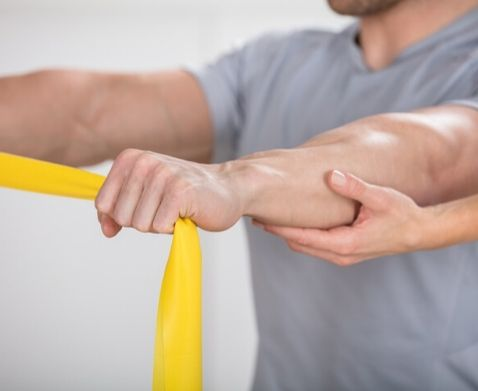 assisted stretching exercises